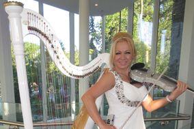 Elena - Violinist & Harpist