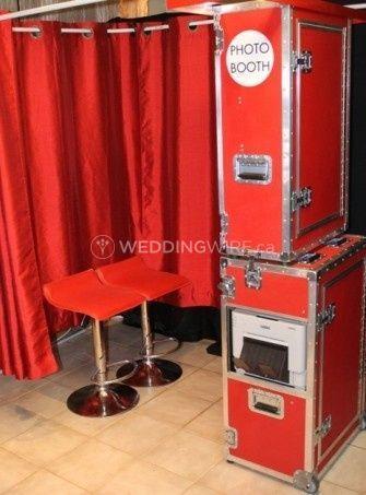 Dj Booth For Sale >> Red Velvet Foto Booths