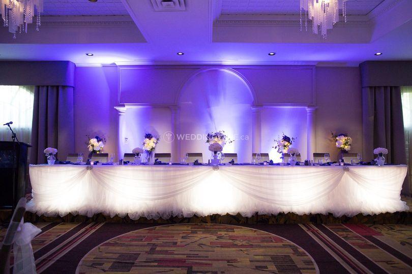 Wedding Decorator Barrie