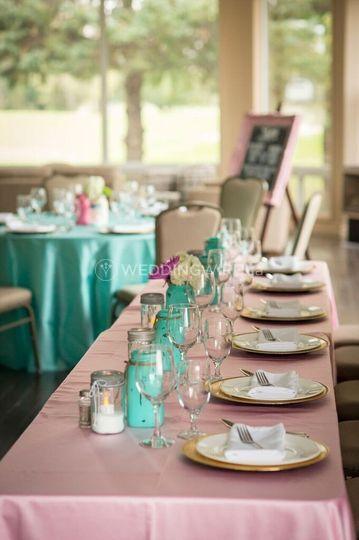 Tiffany Party Rentals