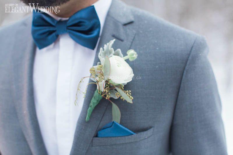 Wedding suit by L'HEXAGONE