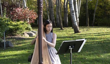 Denise Fung - Harpist 1