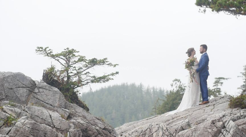 Tofino Wedding with RoBen