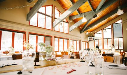 Cornerstone Weddings at the Canmore Nordic Centre