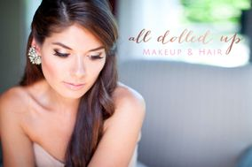 All Dolled Up Makeup & Hair