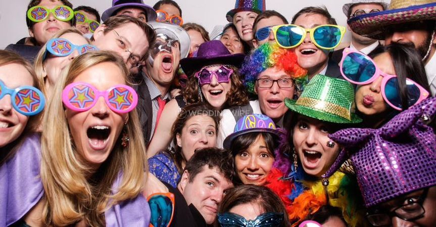 Forever Captured Photo Booth Rentals