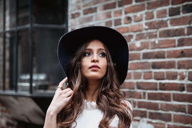 Beauty Blogger Photo Shoot