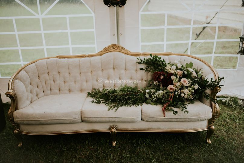 The Danielle Sofa