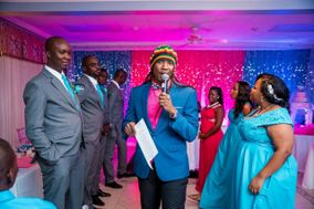 Mastergwallace - The Wedding MC/Host/Emcee