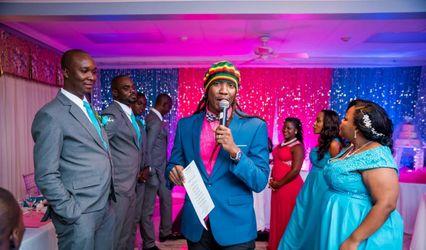 Mastergwallace - The Wedding MC/Host/Emcee