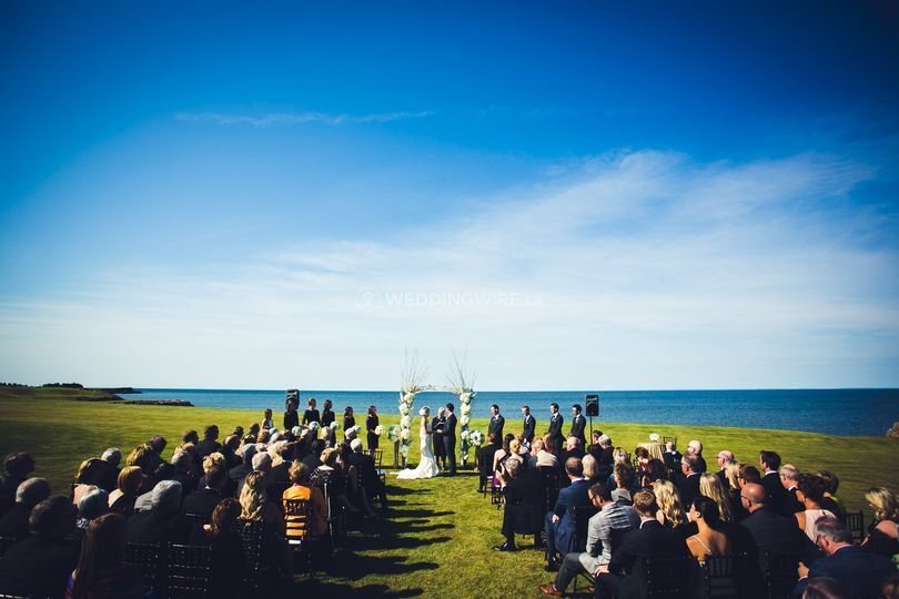 Your big day by the ocean