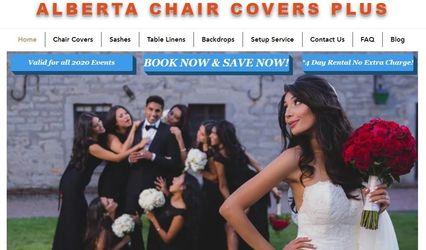Alberta Chair Covers PLUS Ltd. 1
