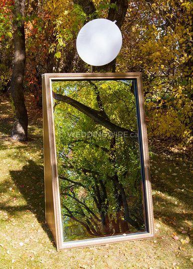 Mirror Booth - Elegance