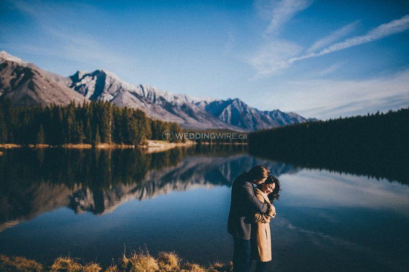 Beaumont, Alberta wedding