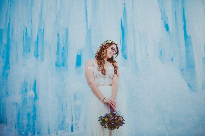 Beaumont, Alberta bride