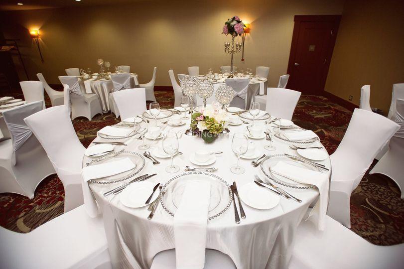 River Rock Casino Banquet Hall