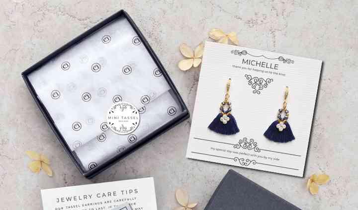 Elegant personalized Packaging