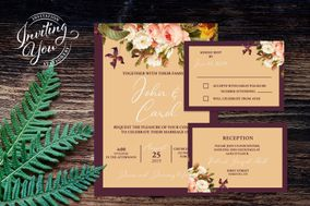 Inviting You Stationery- Graphicrule