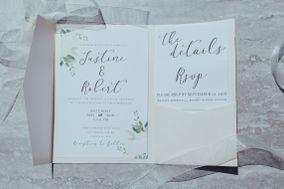 Pretty in Print Invitations