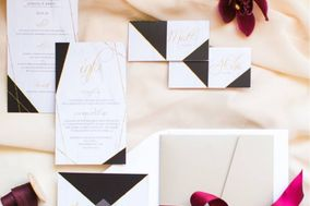 Pretty in Print Invitations