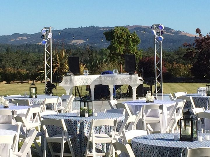 Outdoor Wedding? No Problem!