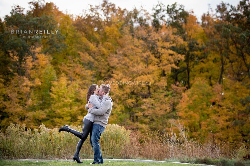 Waterdown, Ontario engagement photographer