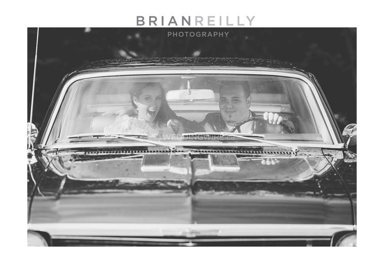 Waterdown, Ontario bride and groom