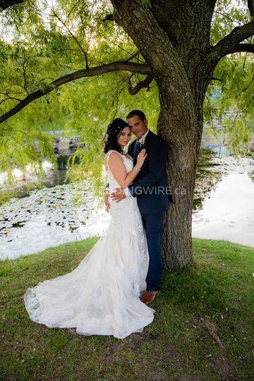 Mr. & Mrs. Derek Gaston