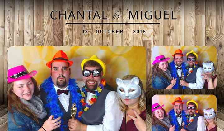 Chantal and Miguel Oct 2018