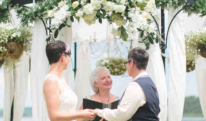 Rev. Mary McCandless ~ Four Seasons Celebrations, Wedding Officiant