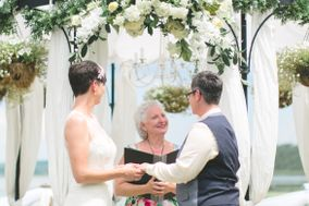 Rev. Mary McCandless ~ Four Seasons Celebrations, Wedding Officiant