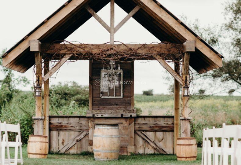 Willow Creek Barn Events - Venue - Ailsa Craig ...