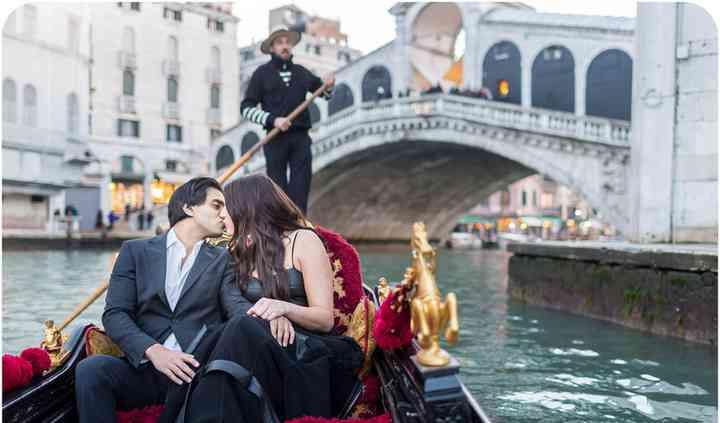 Honeymoon in Italia!