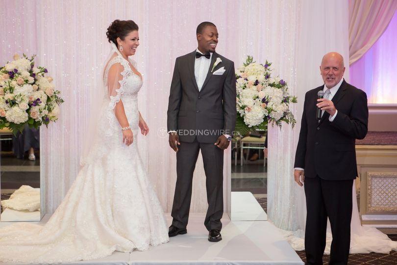 Rev. Rudy Heezen, Wedding and Marriage Officiant