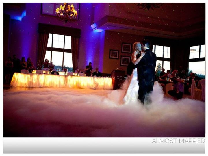 Dry Ice First dance Deer creek