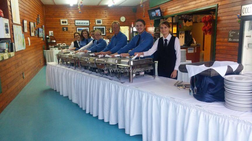 Gatheralls Event Centre