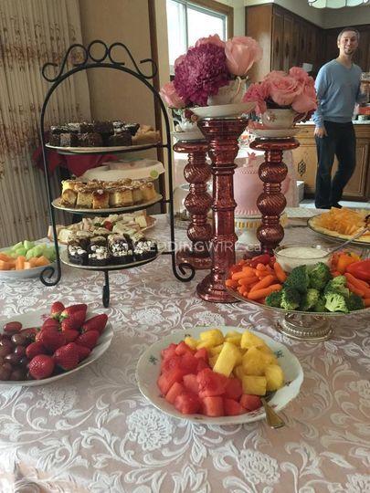 Newmarket, Ontario wedding caterer