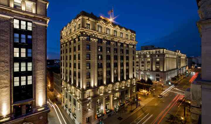 Hotel St. Paul Lobby