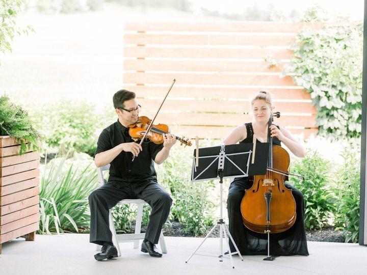 Violin and Cello Whistle Bear