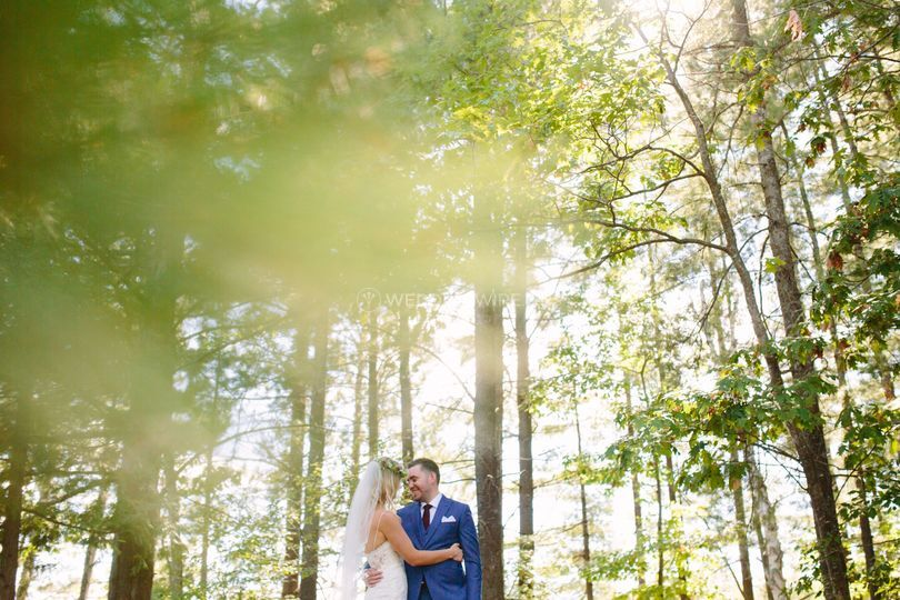 Muskoka Lodge Wedding, 2017
