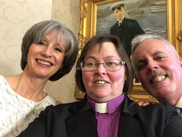 Holy Angels Weddings with Rev Deb Vaughan