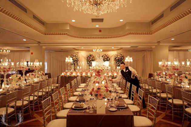 Grand georgian ballroom