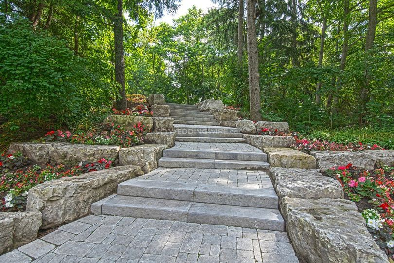 Waterview Garden Entrance