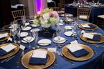 Navy table