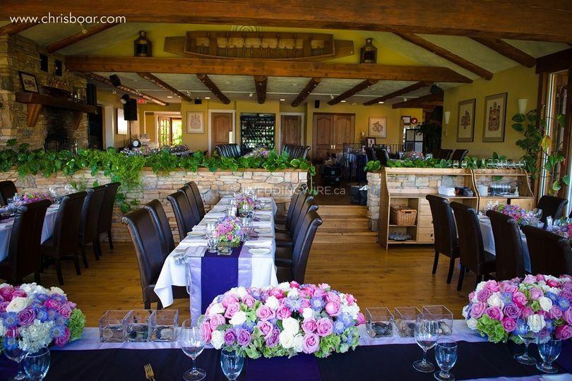 Galliano inn wedding venues