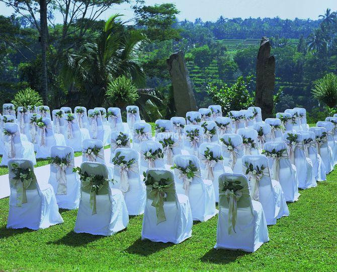Alila Ubud Bali Wedding