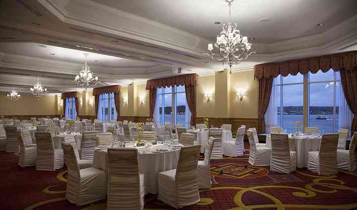 Halifax hotel wedding reception