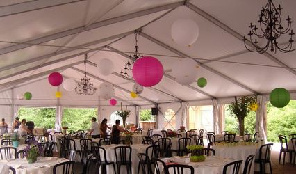 Rosepetal decor