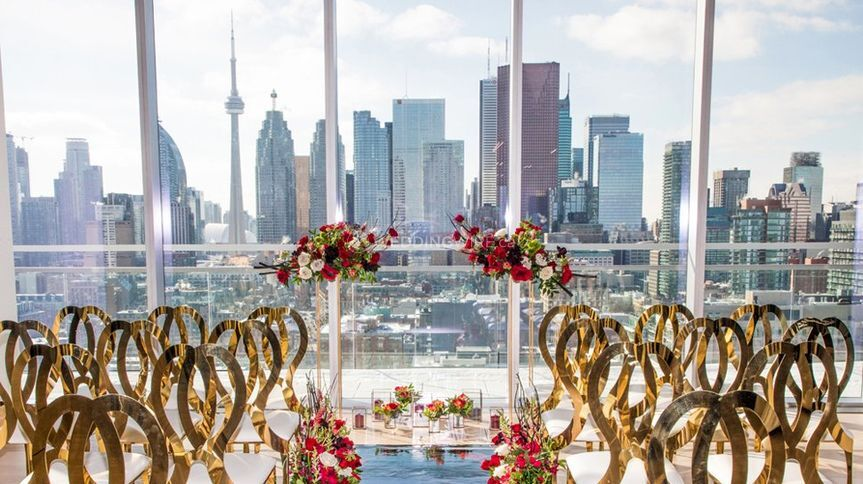15 Discount For Weddingwire Couples From The Globe And Mail Centre
