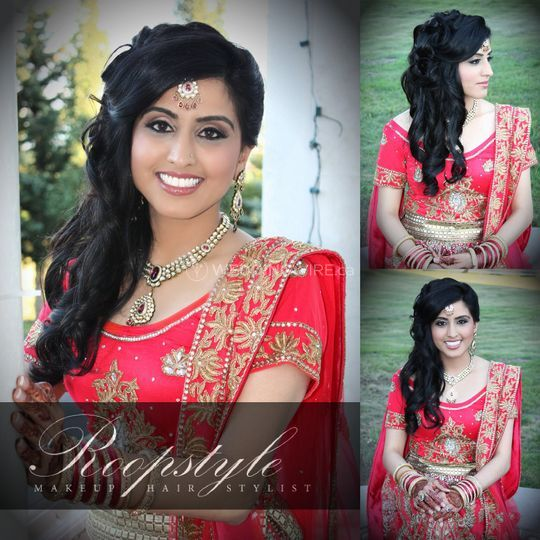 Roopstyle Makeup & Hair
